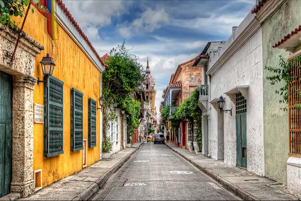 Colombie incontournable : Carthagène