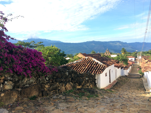 Colombie incontournable : Le village de Guane