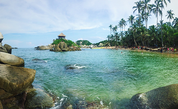 Colombie incontournable : Tayrona