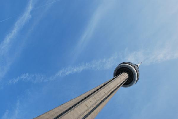 La CN Tower, Toronto