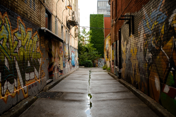 Graffiti Alley, Toronto