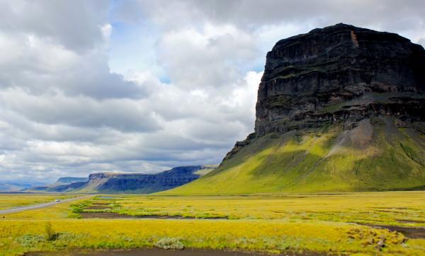 La Ring Road, Islande