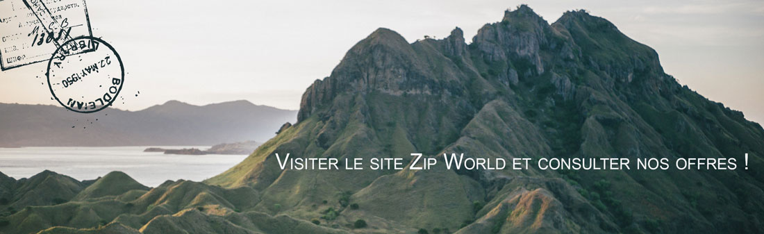 Consulter les offres Zip World