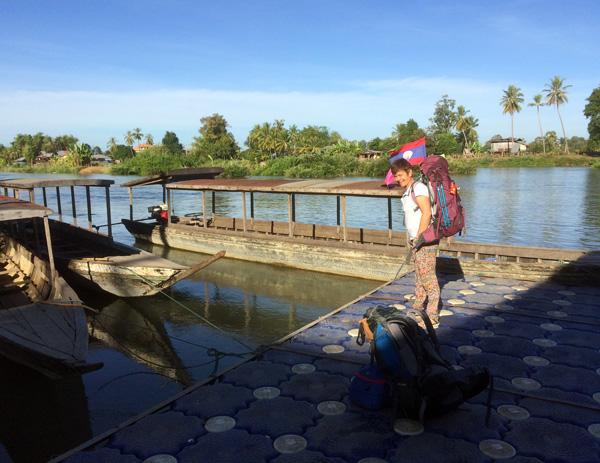 Voyager à 60 ans : Laurence au Laos