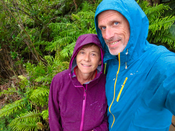 Voyager à 60 ans : Patrice et Laurence en Nouvelle-Zélande