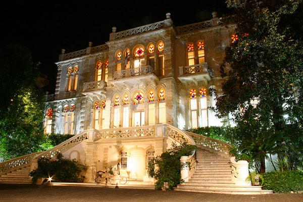 Le Palais Sursock à Beyrouth, Liban