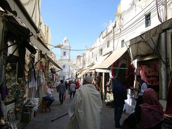 Médina de Tripoli, Liban