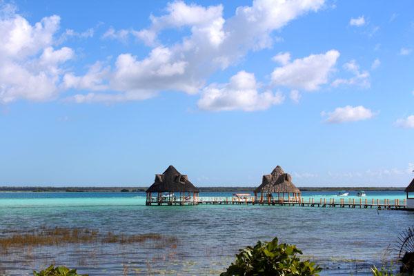 Bacalar, Yucatán, Mexique