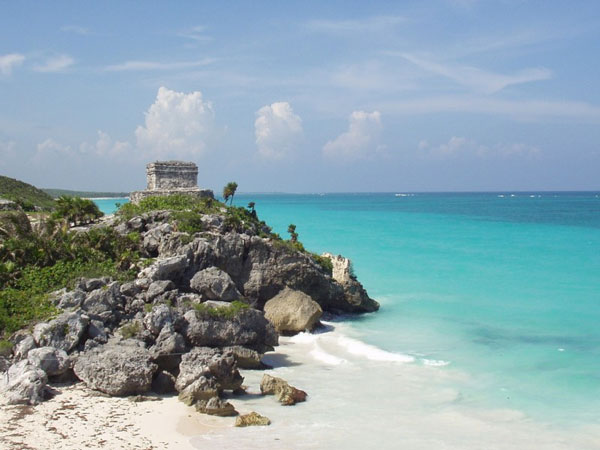 Tulum, Yucatán, Mexique