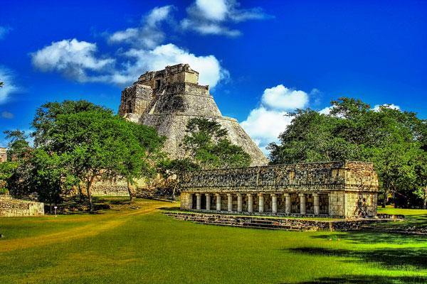 Uxmal, Yucatán, Mexique