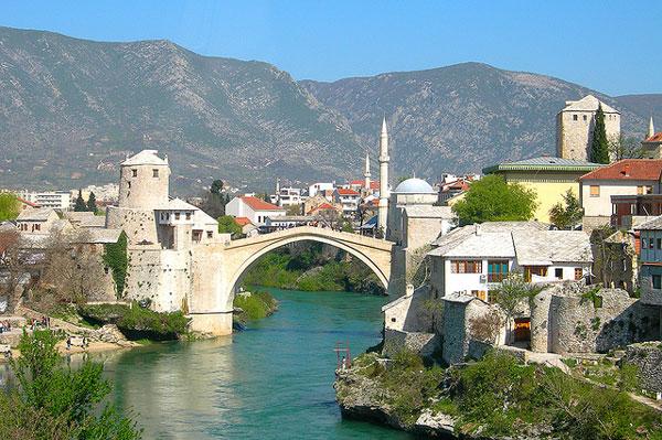 Partir loin des foules en été : La Bosnie-Herzégovine