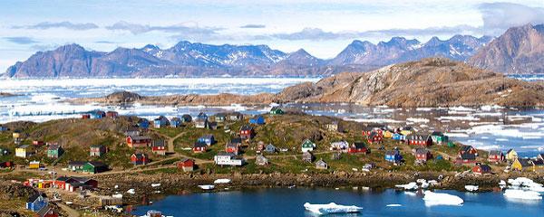 Partir loin des foules en été : Le Groenland