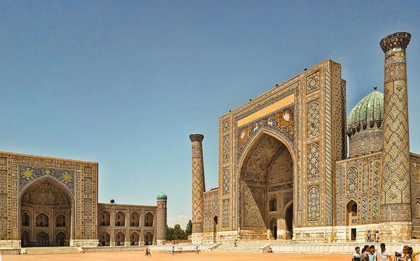 Partir loin des foules en été : L'Ouzbékistan