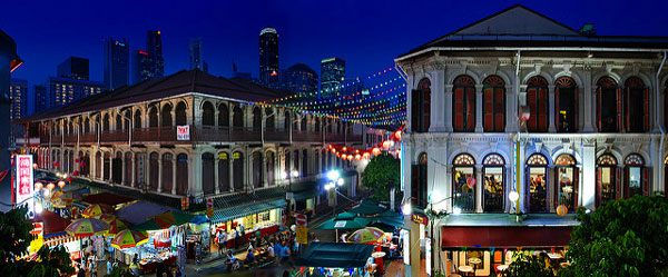 3 jours à Singapour, que faire : Chinatown