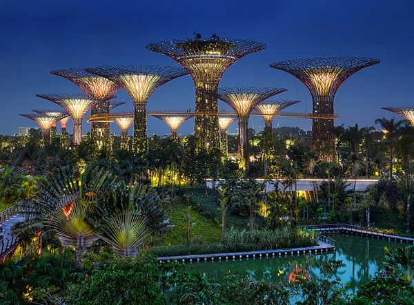 3 jours à Singapour, que faire : Garden By The Bay