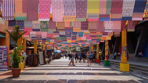 3 jours à Singapour, que faire : Little India