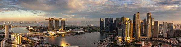 3 jours à Singapour, que faire : Marina Bay