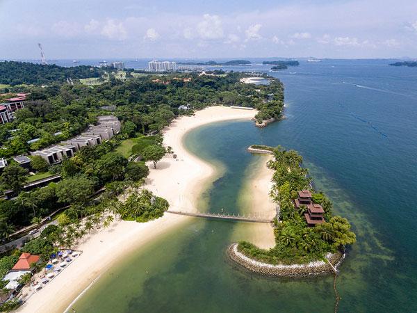 3 jours à Singapour, que faire : l'île de Sentosa