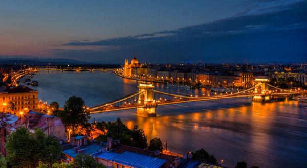 Les pays les plus sûrs du monde en 2017 : La Hongrie