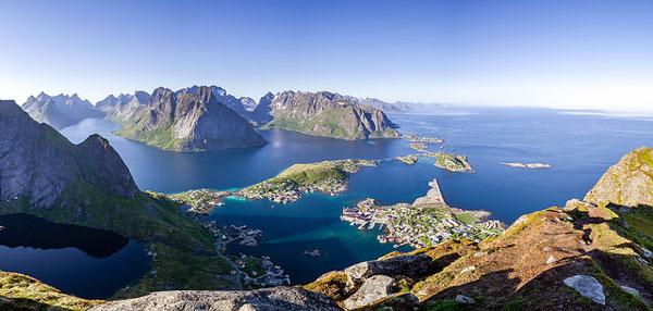 Les pays les plus sûrs du monde en 2017 : La Norvège