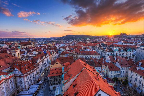 Les pays les plus sûrs du monde en 2017 : La République tchèque