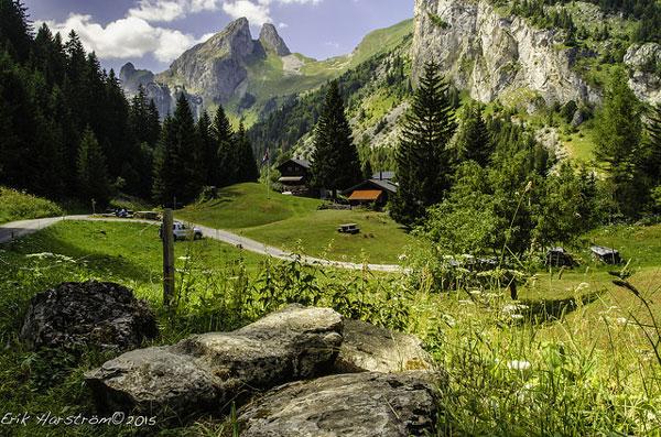 Les pays les plus sûrs du monde en 2017 : La Suisse