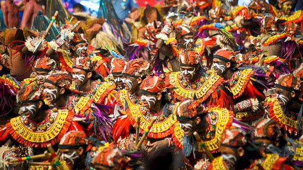 Festival d'Ati-Atilhan, Philippines