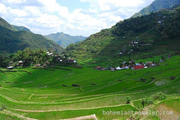 Les rizières de Batad, Philippines
