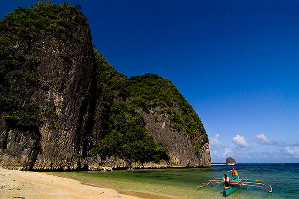 Plage des Caramoan, Philippines