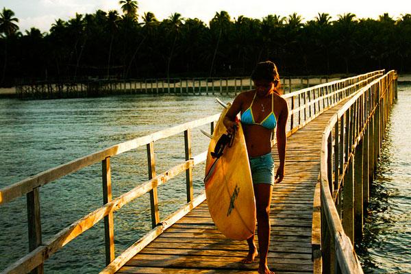 Surf à Siargao, Philippines