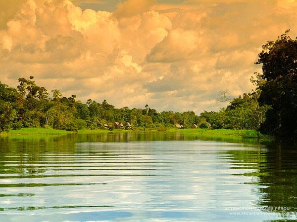 À faire au Pérou : découvrir l'Amazonie