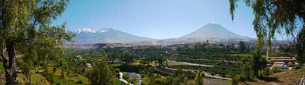 À faire au Pérou : visiter Arequipa