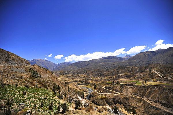 À faire au Pérou : s'aventurer dans le Cañon del Colca