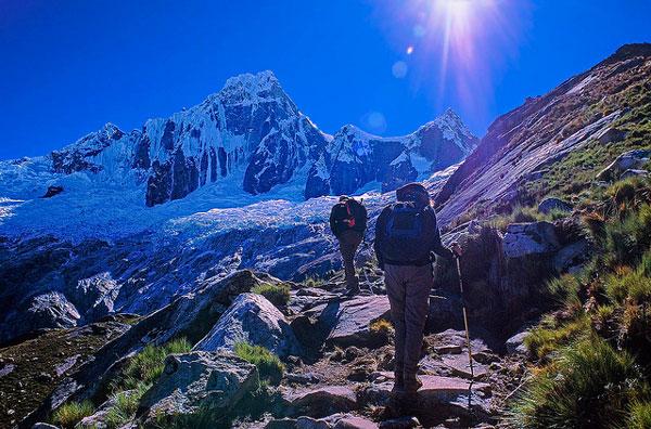 À faire au Pérou : se ressourcer dans la Cordillère Blanche