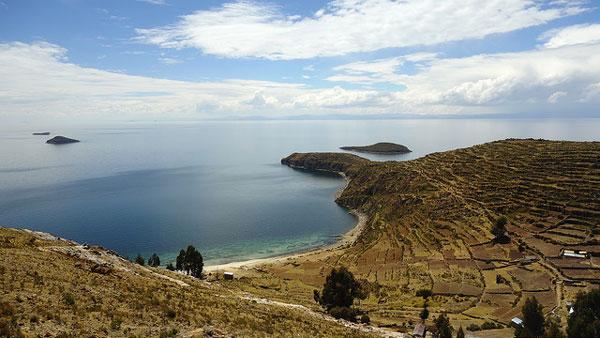 À faire au Pérou : faire une pause sur la Isla del Sol