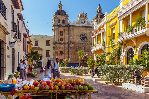 Destinations pour fuir l'hiver : La Colombie