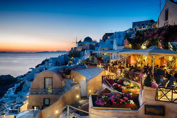 Destinations pour fuir l'hiver : La Grèce