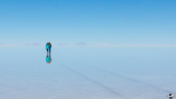 Magali Mmpt - Salar de Uyuni, Bolivie