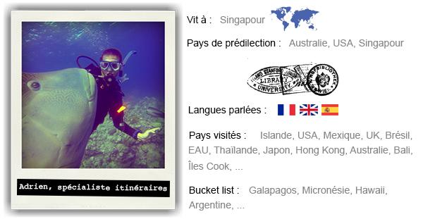 L'équipe Zip World : Adrien