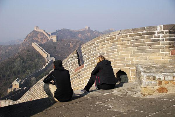 Interview voyageurs : Le voyage de noces autour du monde d'Elodie et Thomas ! Ici, en Chine