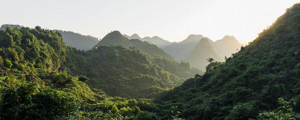 Ha Giang, nord du Vietnam