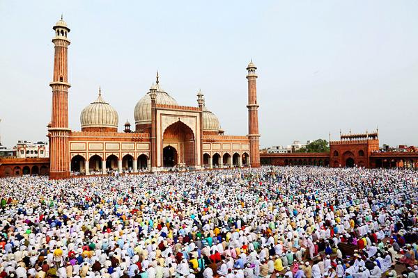 3 jours à New Delhi : Jama Masjid