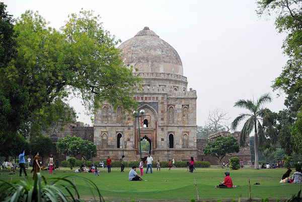 3 jours à New Delhi : Lodhi Garden
