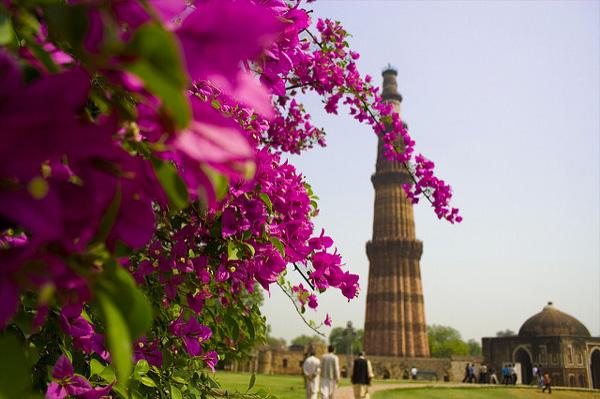3 jours à New Delhi : Le Qûtb Minâr