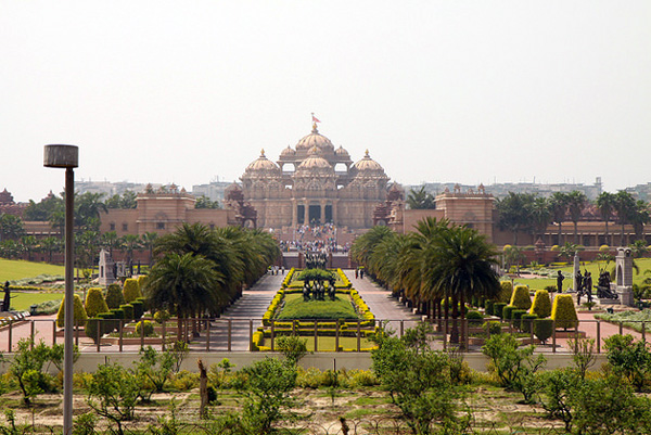 3 jours à New Delhi : Le Temple Akshardham