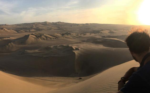 Interview voyageur : Le voyage déstructuré d'Enzo, au jour le jour et au gré des rencontres