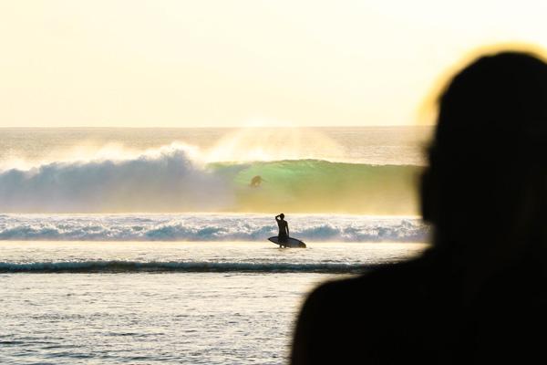 Spot de surf de Desert Point (Lombok, Petites îles de la Sonde)