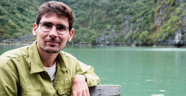 Interview voyageur : voyager en étant malvoyant, pour soi, et pour les enfants. Le récit de Guillaume