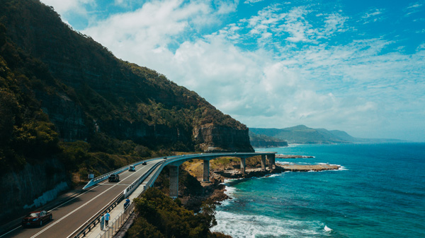 Road trip en Australie : la route du Royal National Park