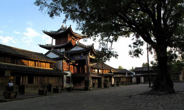 Shaxi, Yunnan, Chine